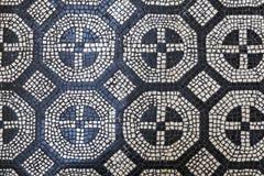 Decorated floor in the Vatican City, Vatican Stock Photos