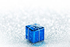 Decorated gift Royalty Free Stock Photos