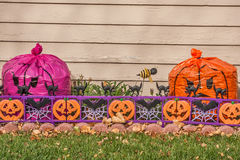 Decorated for Halloween Royalty Free Stock Photography