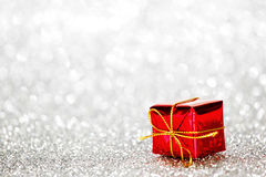 Decorated holiday gifts Stock Image