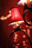 Decorated lamp Stock Photos