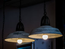 Decorated lantern Royalty Free Stock Photo