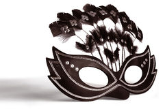 Decorated Mask. For masquerade, mardi gras, theatrical performances, etc. (mask designed and created by submitter Royalty Free Stock Image