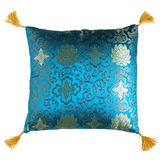 Decorated pillow Stock Images