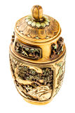 Decorated Urn Royalty Free Stock Image