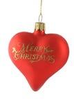 Decoratie 1 van Kerstmis Stock Fotografie