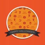 Decoratie aan Halloween Stock Fotografie