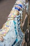 Decoratie van het ceramische breken Stock Afbeeldingen