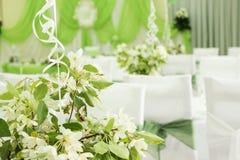 Decoratie van huwelijk Royalty-vrije Stock Fotografie