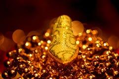 Decoratie 6 van Kerstmis Stock Afbeeldingen
