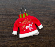 Decoratie voor christmass Stock Foto