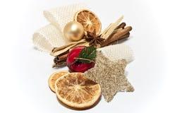 Decoratie voor Kerstmis Stock Fotografie