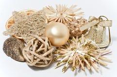 Decoratie voor Kerstmis Stock Foto