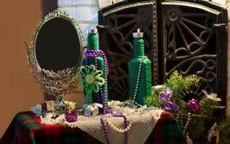 Decoratie voor Kerstmis en Nieuwjaar Royalty-vrije Stock Afbeeldingen
