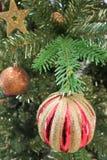 Decoratiebal stock afbeeldingen