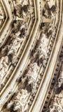 Decoratieelementen bij de Koepel van Keulen Stock Foto's