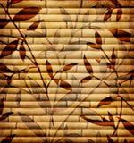 Decoratief bamboe Royalty-vrije Stock Foto's