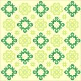 Decoratief Behang. stock illustratie