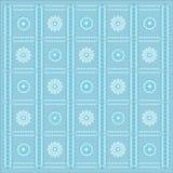 Decoratief Behang. royalty-vrije illustratie
