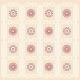 Decoratief Behang. royalty-vrije stock afbeeldingen