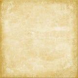 Decoratief document met decoratieve elementen Royalty-vrije Stock Fotografie