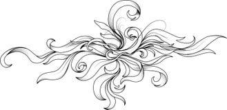 Decoratief element. Royalty-vrije Stock Fotografie