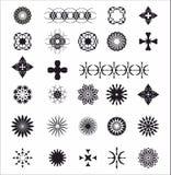 Decoratief element Royalty-vrije Stock Fotografie