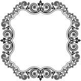 Decoratief frame Stock Foto