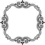 Decoratief frame Royalty-vrije Stock Foto's