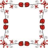Decoratief frame Vector Illustratie