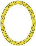 Decoratief frame JPG + EPS Royalty-vrije Stock Fotografie