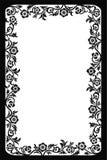 Decoratief frame, vector Royalty-vrije Stock Afbeelding