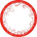 Decoratief frame, vector Royalty-vrije Stock Fotografie