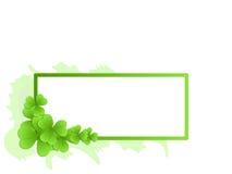 Decoratief frame (vector incl) Stock Afbeelding
