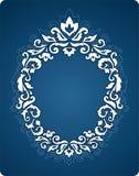 Decoratief grensornament Stock Fotografie