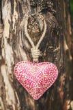 Decoratief Hart Stock Fotografie