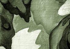 Decoratief het abstracte schilderen stock illustratie