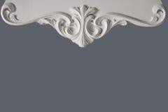 Decoratief houten ontwerp Stock Foto's