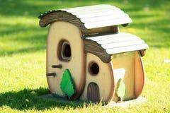 Decoratief Huis Stock Foto's
