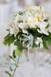 Decoratief huwelijksboeket Stock Foto