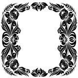 Decoratief kader Stock Foto's