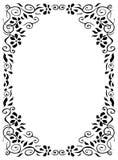 Decoratief kader stock illustratie