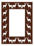 Decoratief kader Royalty-vrije Stock Foto's