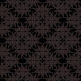 Decoratief naadloos patroon Stock Afbeeldingen