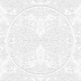 Decoratief naadloos patroon Stock Foto