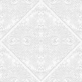 Decoratief naadloos patroon Royalty-vrije Stock Foto's
