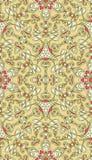 Decoratief naadloos patroon. Eps-8. Stock Afbeeldingen