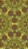 Decoratief naadloos patroon. Eps-8. Stock Fotografie
