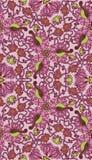 Decoratief naadloos patroon. Eps-8. Royalty-vrije Stock Fotografie