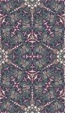 Decoratief naadloos patroon. Eps-8. Royalty-vrije Stock Foto's